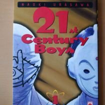 21st century boys - tome 1