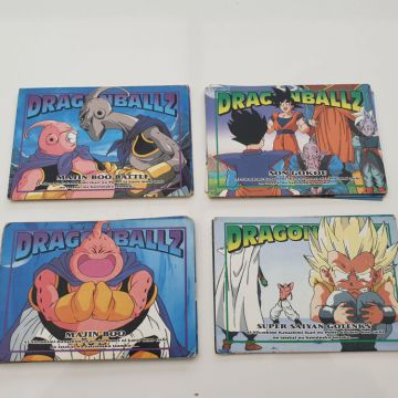 15 cartes Dragon ball Z Memorial photo 1995