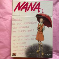 DVD BOX 1 COLLECTOR NANA
