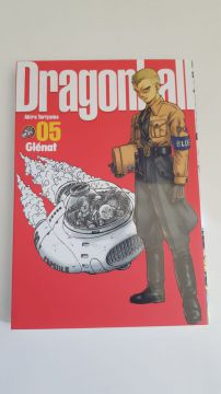 Dragonball perfect édition tome 5