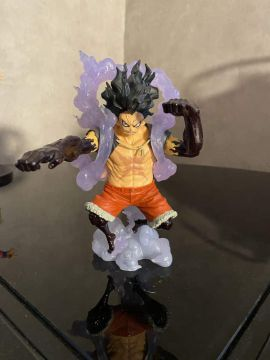 Figurine Luffy Gear 4 Snake man