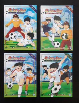 Olive et Tom Captain Tsubasa INTÉGRALE COLLECTOR 24 DVD VF VOSTF NEUF BLISTER