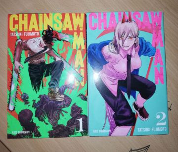 Chainsaw Man  Tomes 1 & 2