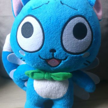 Peluche Happy - Fairy Tail