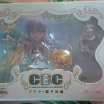 saint seiya CBC ATHENA cosmo burning kidslogic