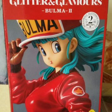 Figurine DRAGON BALL BULMA