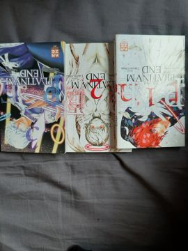 PLATINUM END TOME 1 A 3
