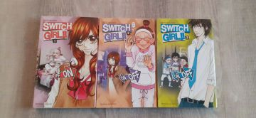 Switch Girl - Tomes 1 à 3