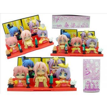 10 Trading Figure Lucky Star