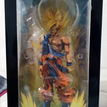 Dragon Ball SUPER MASTER STARS PIECE The Son Goku Sangoku Manga Dimensions