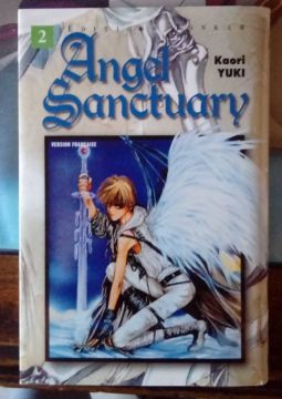 Angel Sanctuary Tome 2