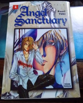 Angel Sanctuary Tome 4