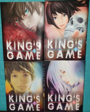 King's game - Tomes 1 à 4