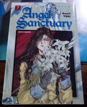 Angel Sanctuary Tome 7