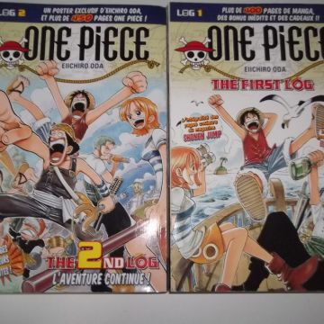 One piece  Log 1 et Log 2