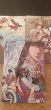 In god' arms tome 1,2,4
