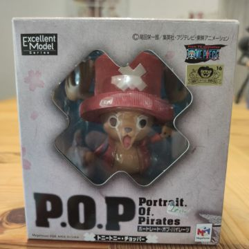 Chopper Portait Of Pirates