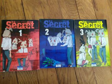 Secret Intégrale (3 volumes)