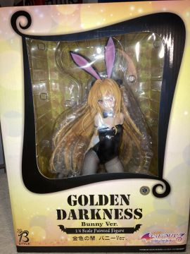 Figurine Konjiki no Yami To LOVEru Darkness Bunny NEUVE
