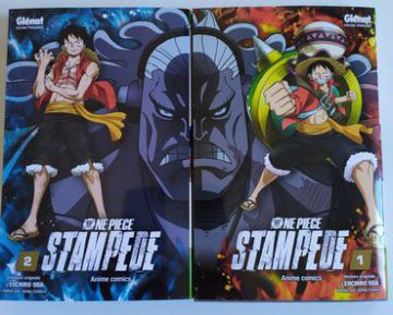 Anime Comics One Piece Stampede