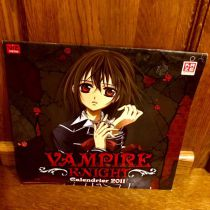 Calendrie vampire knight 2011 collection