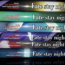 Fate Stay Night (volume 1 à 6)