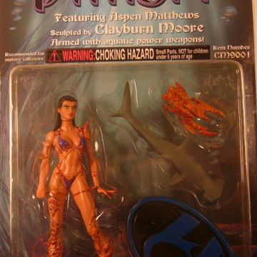 Fathom Figurine Articulée Moore Collectibles