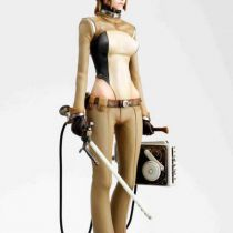 Figurine Cyber Punk Reideen Electric Rod EL