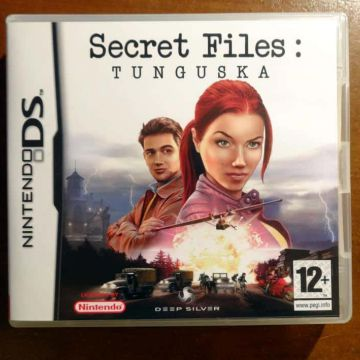 Secret files tunguska DS