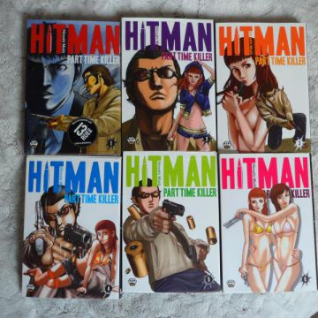 Hitman (part time killer) tome 1 à 6