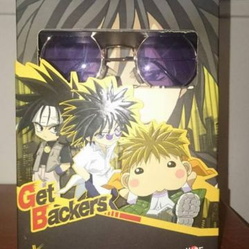 Coffret collector GetBackers