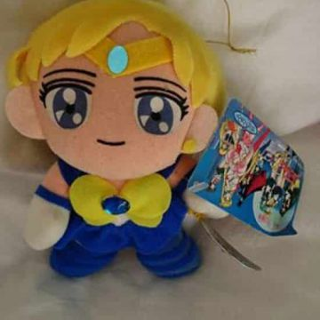 Peluche Sailor Moon - Sailor Uranus
