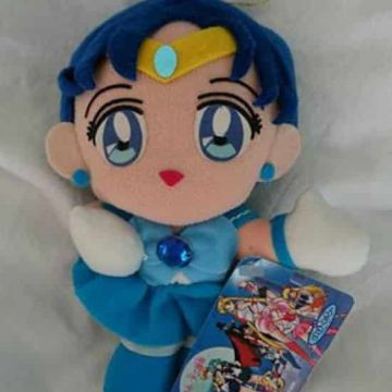 Peluche Sailor Moon - Sailor Mercury