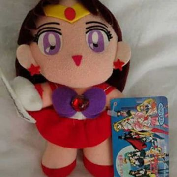 Peluche Sailor Moon - Sailor Mars