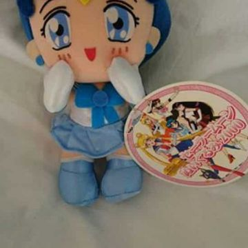 Peluche Sailor Moon - Sailor Mercury 10e anniversaire