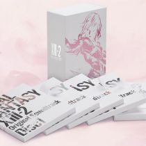 FINAL FANTASY XIII-2 Original Soundtrack FF 13-2 Coffret OST