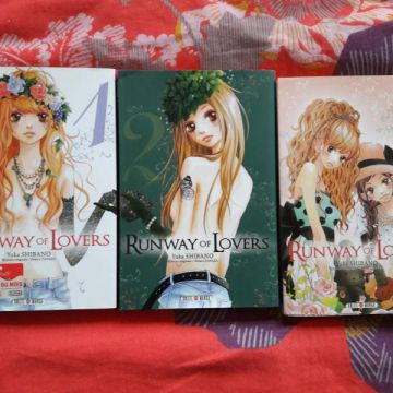 Runway of lovers intégrale (3tomes)