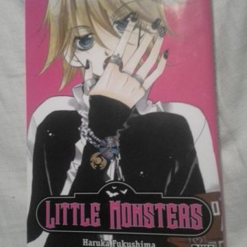 Little Monsters tome 1