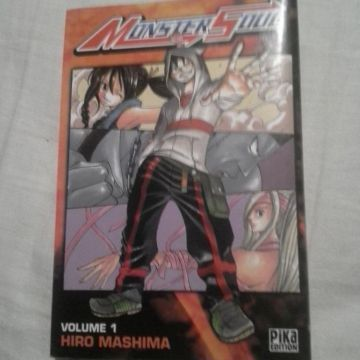 Monster Soul tome 1