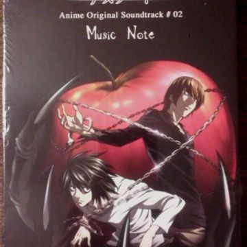 Death Note original soundtrack #02
