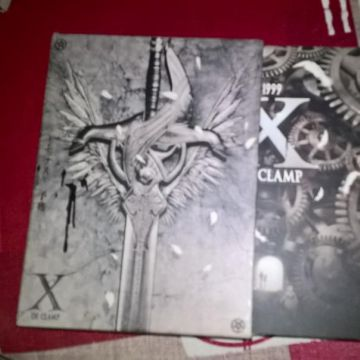 X CLAMP coffret edition collector 6DVD intégrale