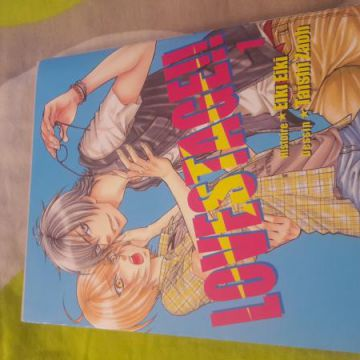 Love stage tome 1