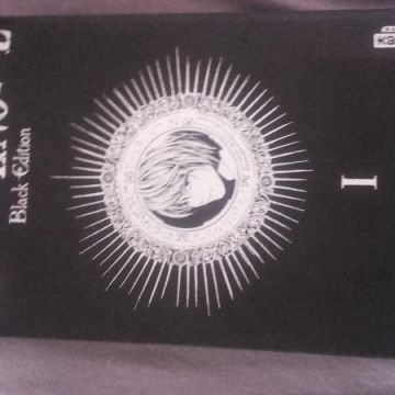 Death note black edition tome 1