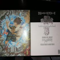 LIVRES DEATH NOTE: ANOTHER NOTE ET L CHANGE THE WORLD