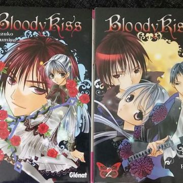 Bloody Kiss- tome 1 et 2