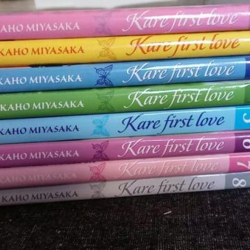 Kare first love- tome 1 à 8