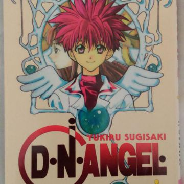 DN Angel Tome 1