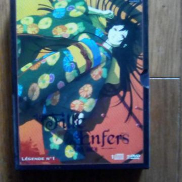 DVD La fille des Enfers Vol 1