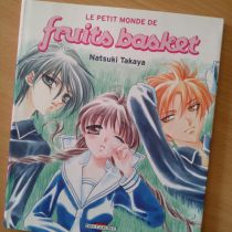FRUIT BASKET ARTBOOK