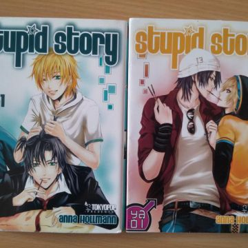 STUPID STORY - TOME 1 ET 2